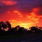 Sky Fire by Kazzii