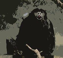 The Cheeky Monkey by Ryan Davison Crisp