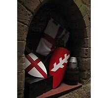 Medieval collections Photographic Print