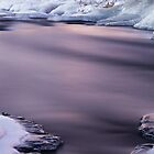 Ellida River 2. january 2010 #10 by Stefán Kristinsson