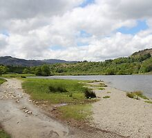View over Rydal Water - Lake District UK by Nick Barker
