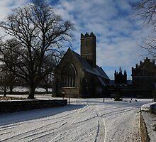 A Country Church Yard by Eoin O Cleirigh