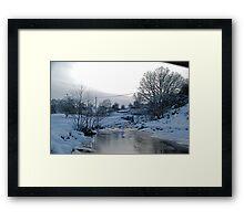 Darnholm, Goathland, North York Moors Framed Print