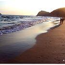 Praia de Cambury- by Gilberto Grecco
