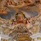Weiskirke, Weis, Bavaria, Germany by Margaret  Hyde