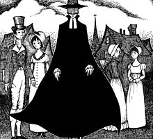 The Minister's Black Veil by JELarson