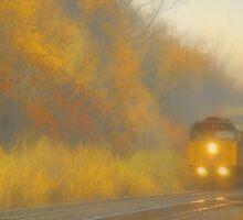 Misty Passage by sundawg7