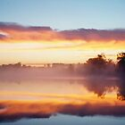 Nambucca Sunrise by Keith Robinson
