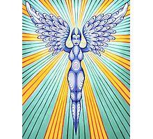 Goddess of Air Photographic Print