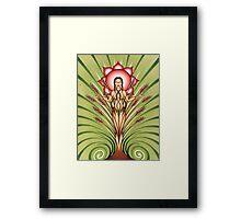 Goddess of Earth Framed Print