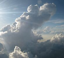 Floating on Cloud Nine by Jessica Snyder