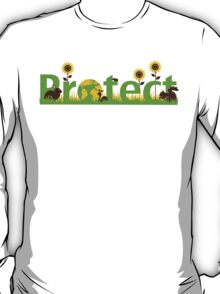 Protect our planet T-Shirt