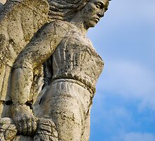 Angel of Victory...a monument to Horea,Closca and Crisan by RonSparks