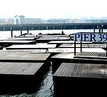 San Francisco, Pier 39 by KCygg