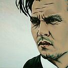 Public Enemy No 1 - Johnny Depp by FatEyes