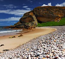 Cove Bay by Blackgull