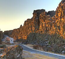 Rock Wall by magnetik