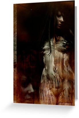Red Door by Laudanum Maryluxe