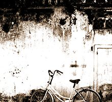"""And The Bike Spoke"" - Hoi An, Vietnam by Tamazical"