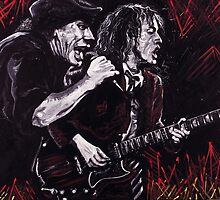 AC/DC -  'Rock and Roll Train' by Greg Hart