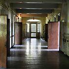 hallway by jbiller
