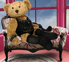 Sexy teddy by Colleen Sattler