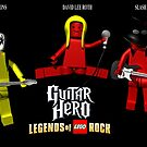 LEGO GUITAR HERO by ANDIBLAIR