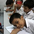 """encouraging imagination"" - Series on the Chin refugee Children of Burma living in Malaysia by Colinizing  Photography with Colin Boyd Shafer"