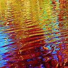 Anunnaki Gold by Joseph Valcourt/Modernus Art Studio