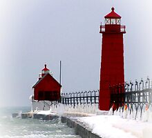 Winter in Michigan by travelingdixie
