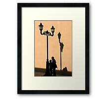 NOT THE RIGHT TIME TO SWITCH ON DARLING Framed Print