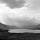Distant Arrochar Alps by PigleT