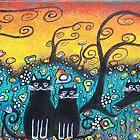 Black Cat Haven by Juli Cady Ryan