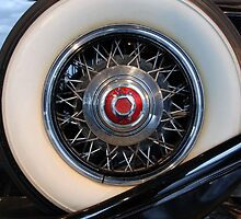 Spare Tire... 1932 Packard by John Schneider