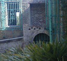 Atalaya ,,Door and Window by JudithE