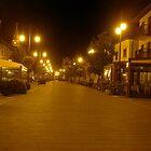 The Restaurants Alley by sstarlightss