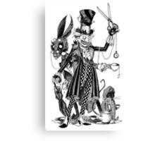 Mad Friends Canvas Print