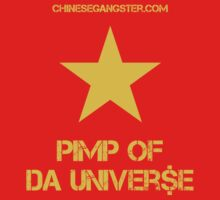 Pimp of da Universe by Emcee Hao
