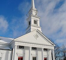 United Parish of Winchendon, MA by Rebecca Bryson