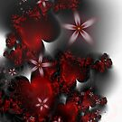 Hearts and Flowers by plunder