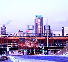 Busch Stadium by LarryMoore
