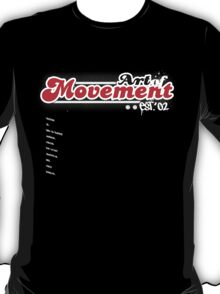 ART OF MOVEMENT CREW - Limited Edition T-Shirt