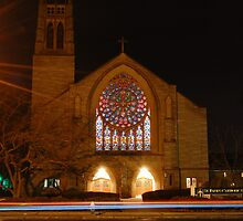 St. Pauls Church by Michael Bender