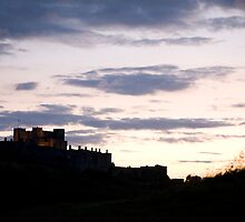 Dover castle, England by Ian Middleton