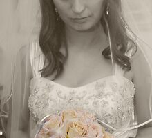 wedding day  by Rosina lamberti