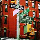Bleeker Street  by Aaron Corr