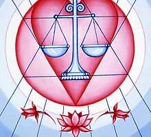 Libra - The end of the rainbow is always within reach. by Sarah Jane Bingham