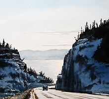 The Road to Nipigon by Douglas Hunt