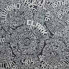 Doodle 6 by Christopher Clark