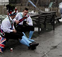 The story of two young morris men. by Ruth  Jones